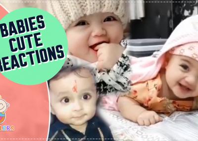 09 Babies Cute Reactions